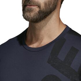adidas TERREX Trail Cross T-paita Miehet, legend ink